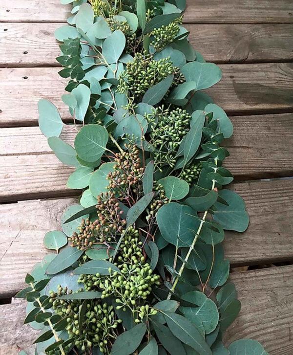 Eucalyptus Mix Garland