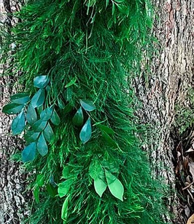 Tree Fern Mix Garland