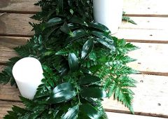 Wild Centerpiece Garland